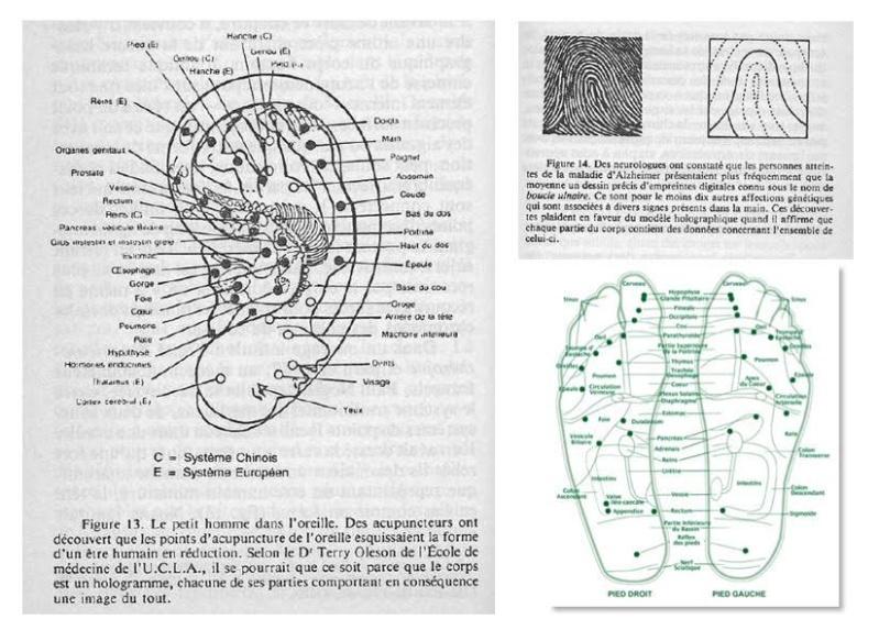 [Fiche de lecture] L'Univers est un hologramme - Michael Talbot Corps_10