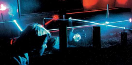 [Fiche de lecture] L'Univers est un hologramme - Michael Talbot Lookin10