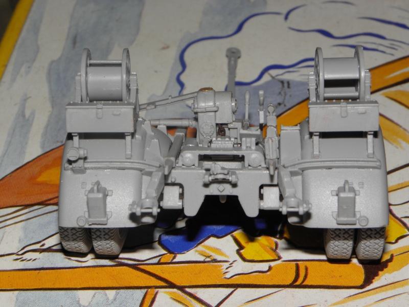 Flak37 88mm - Dragon - 1/35 fini  - Page 2 P6040211