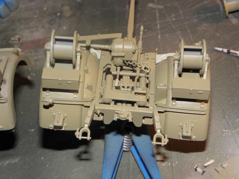 Flak37 88mm - Dragon - 1/35 fini  - Page 2 P6050210