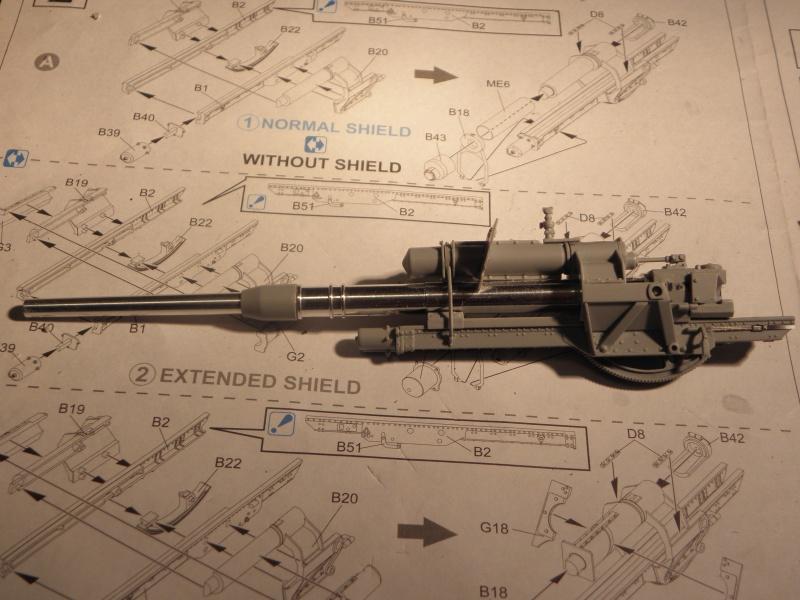 Flak37 88mm - Dragon - 1/35 fini  - Page 2 P6080210