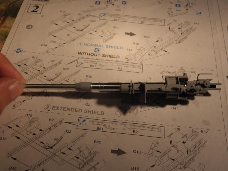 Flak37 88mm - Dragon - 1/35 fini  - Page 2 P6080211
