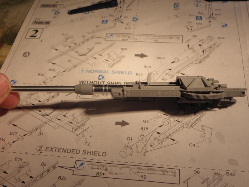 Flak37 88mm - Dragon - 1/35 fini  - Page 2 P6080212