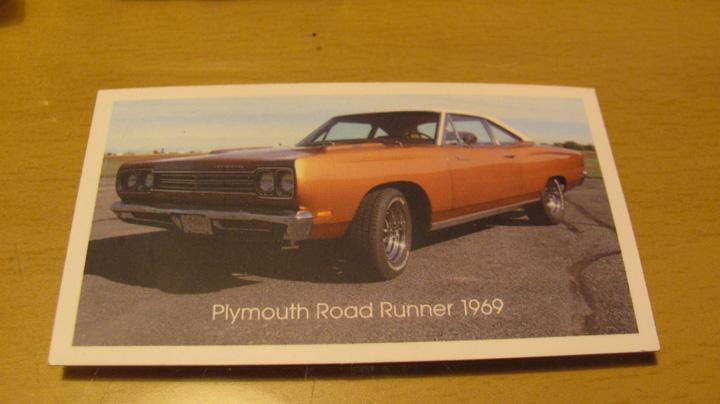 Roadrunner 1969 Rr0210