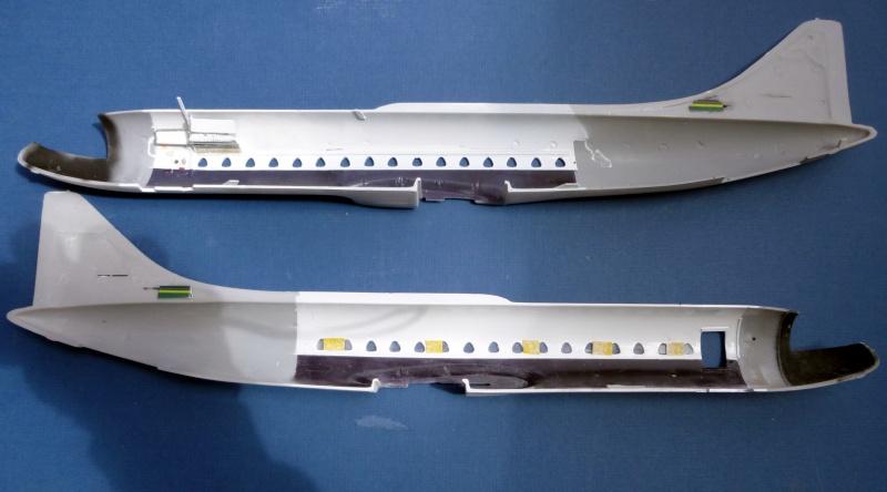 Sud-Aviation SE 210 Caravelle  Air France Mach 2 1/72 02011
