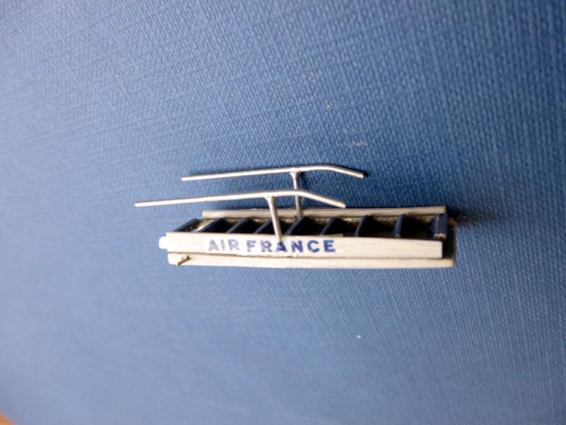 Sud-Aviation SE 210 Caravelle  Air France Mach 2 1/72 03512