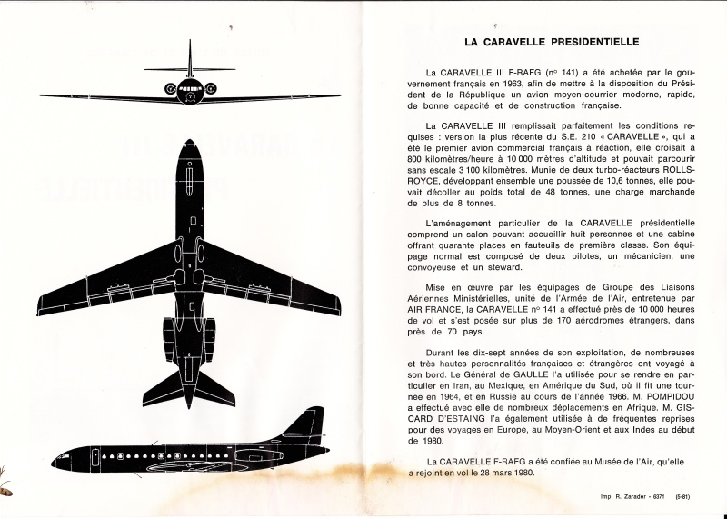 Sud-Aviation SE 210 Caravelle  Air France Mach 2 1/72 - Page 2 Carave10