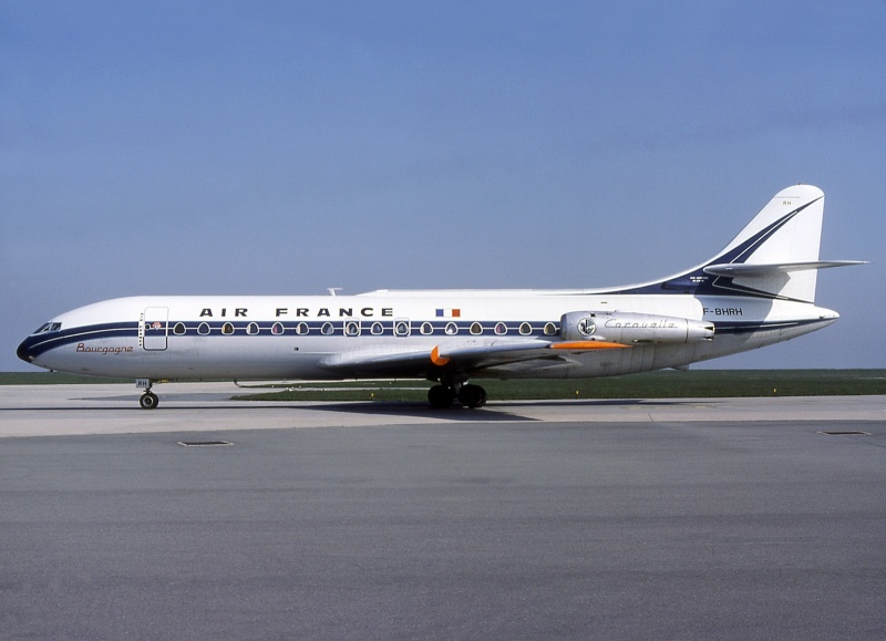 Sud-Aviation SE 210 Caravelle  Air France Mach 2 1/72 Sud_se10