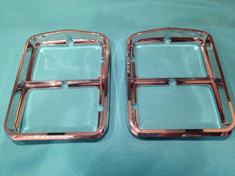 New headlight bezels for 76/77 Image10