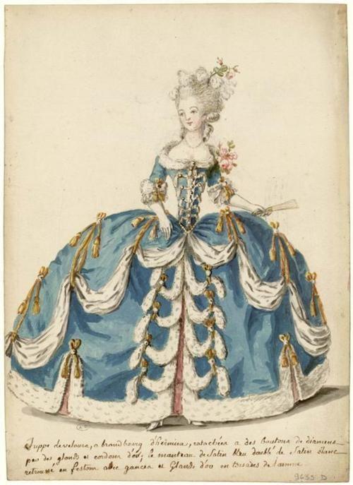 Pour les fans de costumes XVIIIe - Page 40 1d670e10
