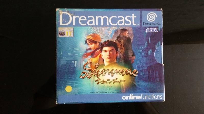 [VDS] Jeux Dreamcast Shenmue 2 , Resident Evil, Etc.. 20160315
