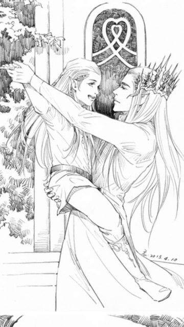Prince Legolas' daydreams & fantasies 74ac0210