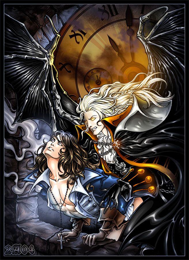 Alucard Adrian Fahrenheit Tepes Dracula of Castlevania 9c3b9110