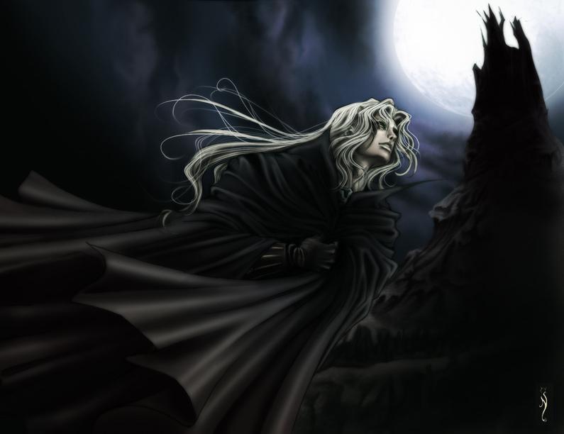 Alucard Adrian Fahrenheit Tepes Dracula of Castlevania Alucar10