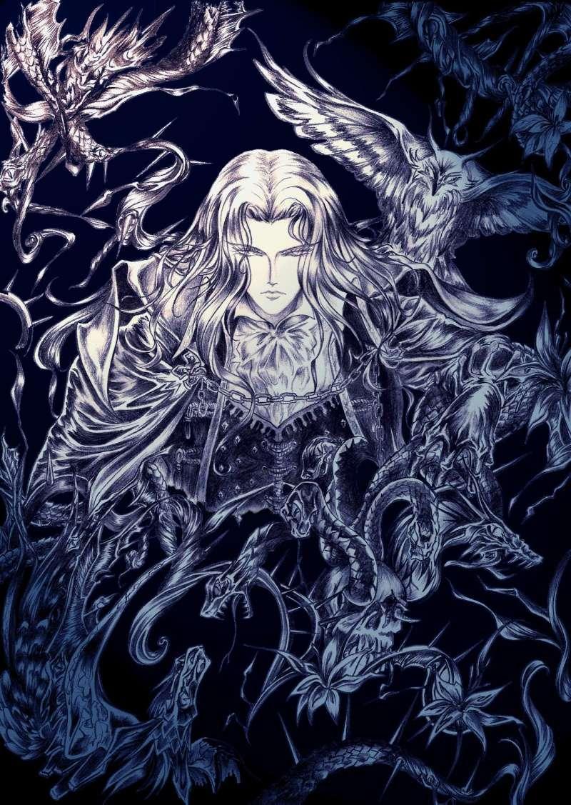 Alucard Adrian Fahrenheit Tepes Dracula of Castlevania Alucar12