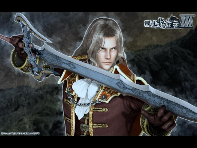 Alucard Adrian Fahrenheit Tepes Dracula of Castlevania Alucar16