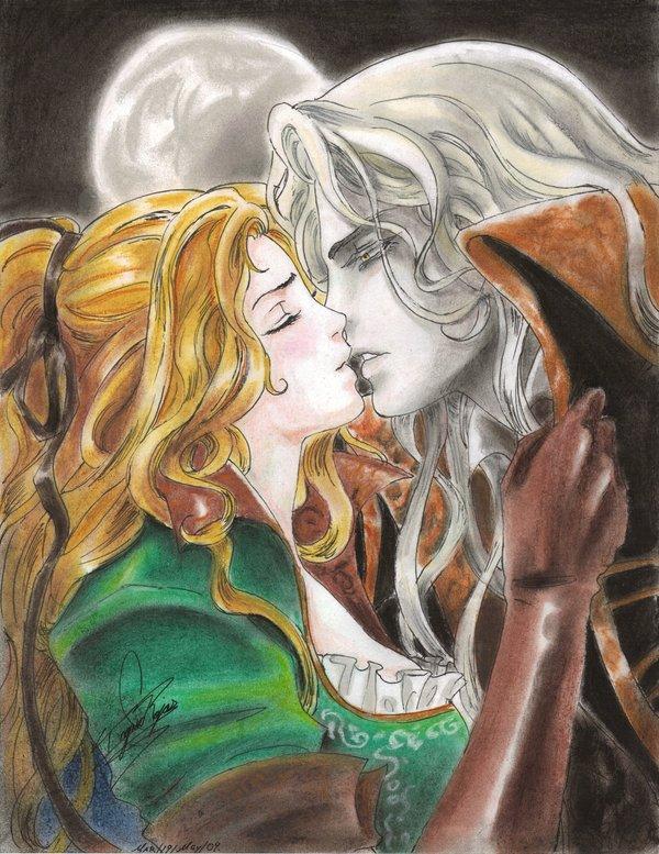 Alucard Adrian Fahrenheit Tepes Dracula of Castlevania Alucar21