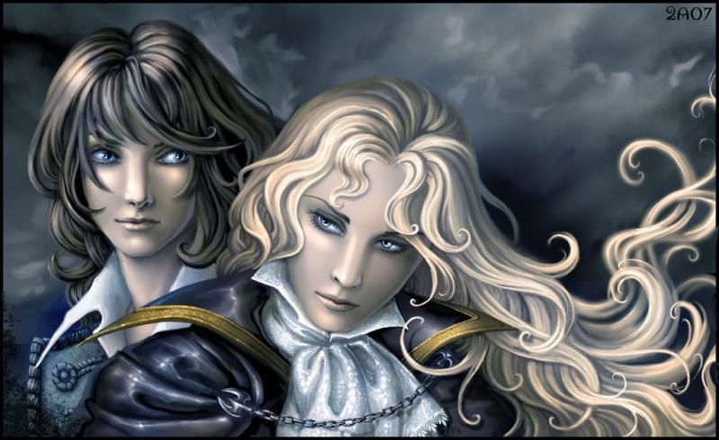 Alucard Adrian Fahrenheit Tepes Dracula of Castlevania Alucar24