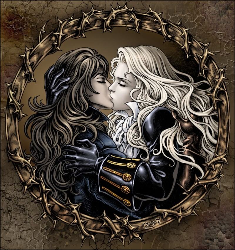 Alucard Adrian Fahrenheit Tepes Dracula of Castlevania Alucar26