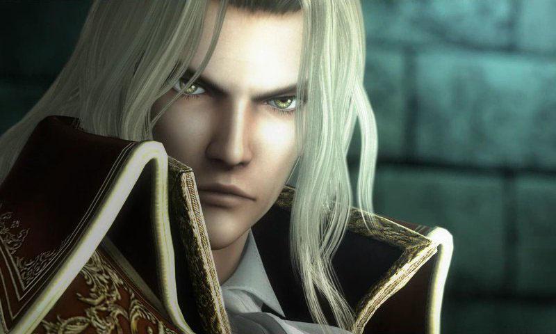 Alucard Adrian Fahrenheit Tepes Dracula of Castlevania Alucar27