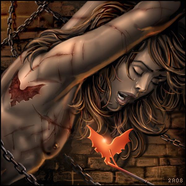 Alucard Adrian Fahrenheit Tepes Dracula of Castlevania Fresh_10
