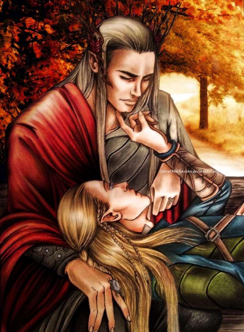 Prince Legolas' daydreams & fantasies Tumblr11