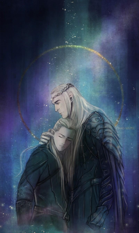 Prince Legolas' daydreams & fantasies Tumblr13