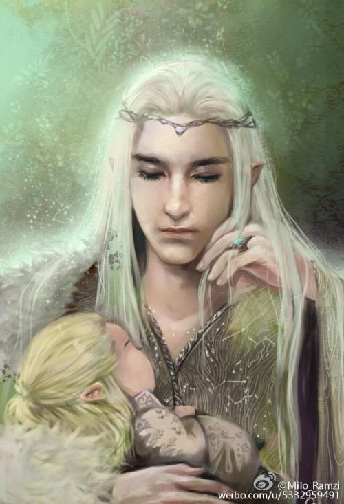 Prince Legolas' daydreams & fantasies Tumblr14