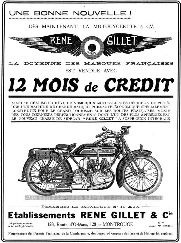 ANCIENNES PUBLICITÉS et patrimoine culturel - Page 2 Rene-g10