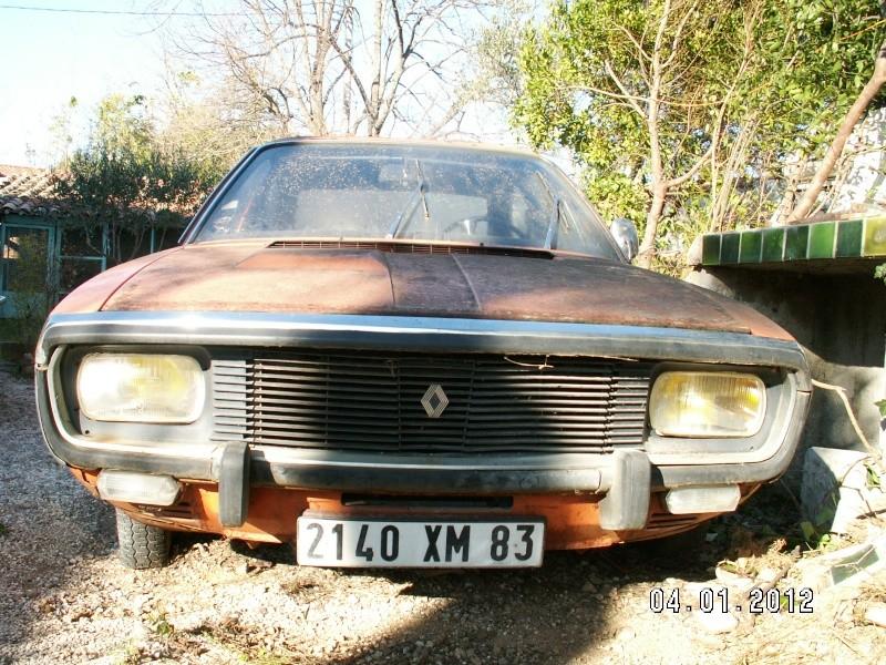 RENAULT 15 TL AUTOMATIQUE DE 1975 Pict1848