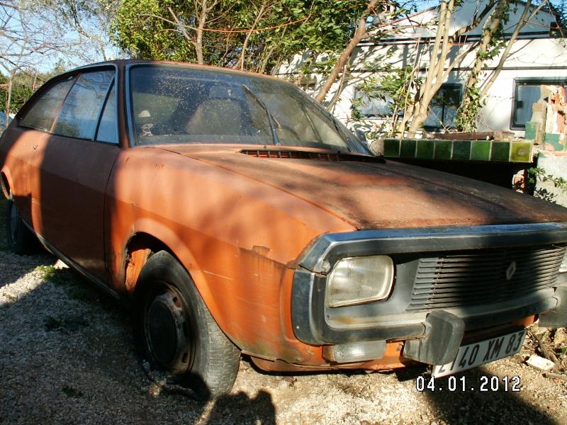RENAULT 15 TL AUTOMATIQUE DE 1975 Pict1849
