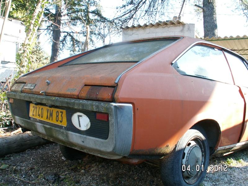 RENAULT 15 TL AUTOMATIQUE DE 1975 Pict1851