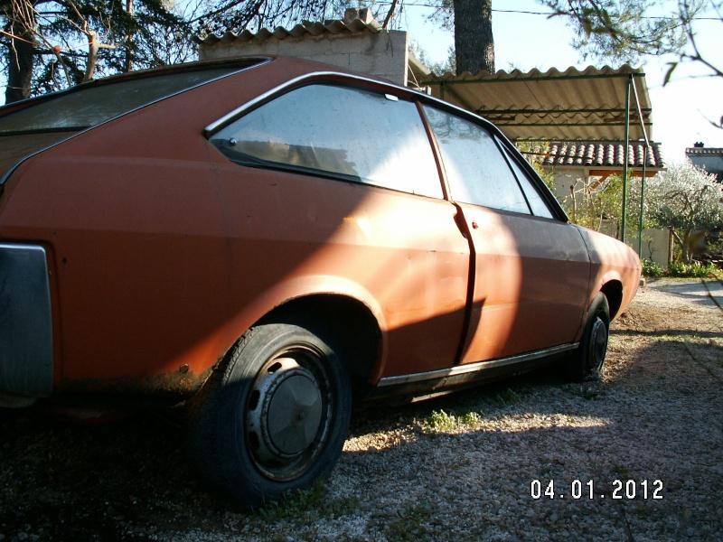 RENAULT 15 TL AUTOMATIQUE DE 1975 Pict1852