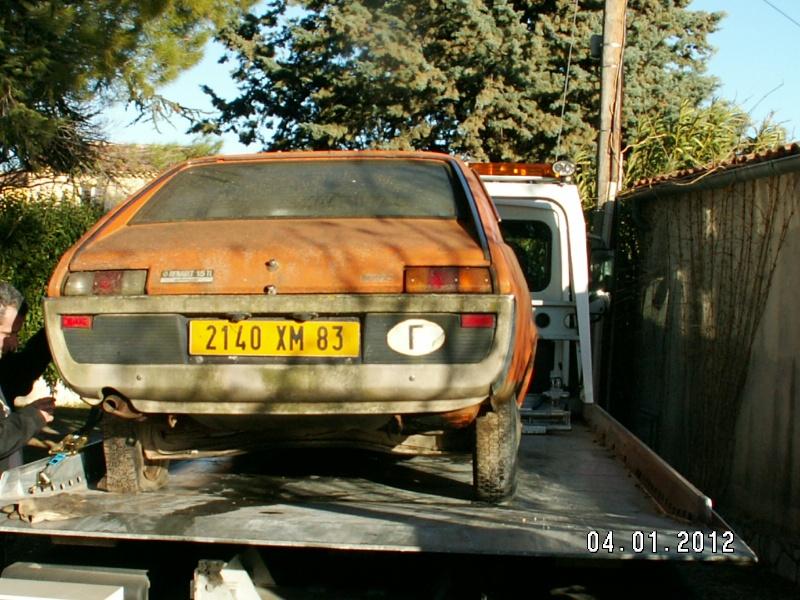 RENAULT 15 TL AUTOMATIQUE DE 1975 Pict1863