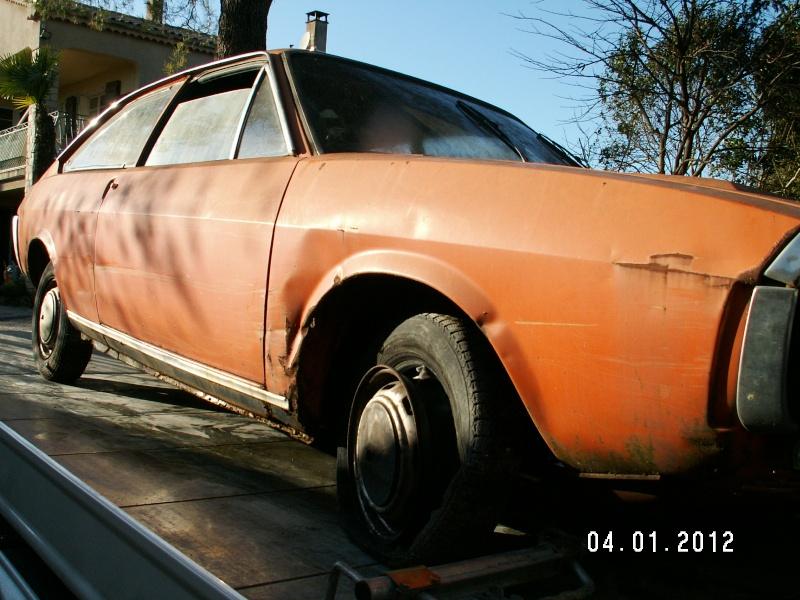 RENAULT 15 TL AUTOMATIQUE DE 1975 Pict1864