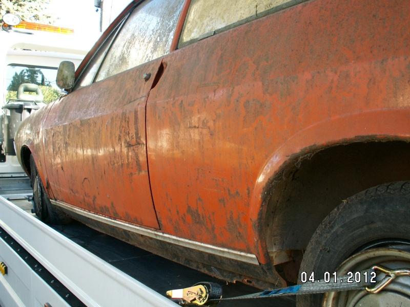 RENAULT 15 TL AUTOMATIQUE DE 1975 Pict1936