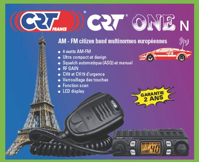 CRT One N (Mobile) 2603-t10