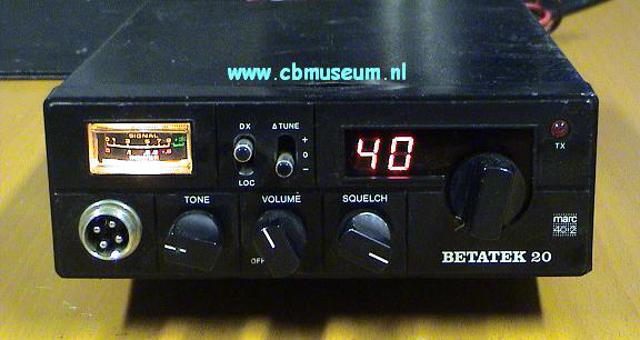 Betatek 20 (Mobile) Betate12
