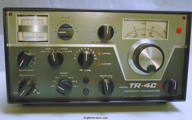 Drake TR-4Cw Drake-13