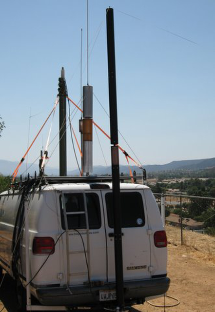 Submarine Antennas (USA) Hi-q-410