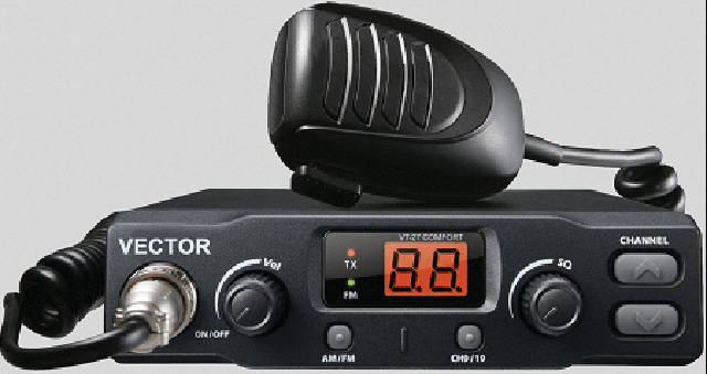 Vector VT-27 Comfort (Mobile) Vector18