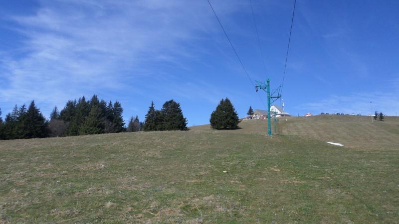 Réaménagement secteur Observatoire - Le Revard (Savoie Grand Revard)  01910