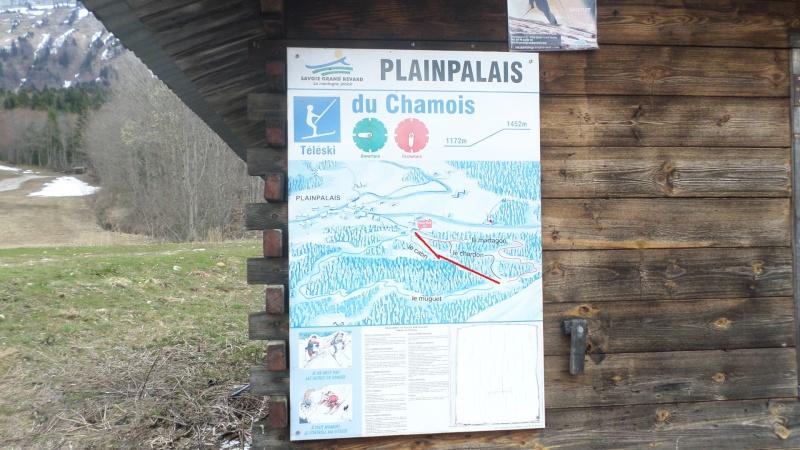 TKD des Chamois - La Féclaz - Plainpalais (Savoie Grand Revard) 04110