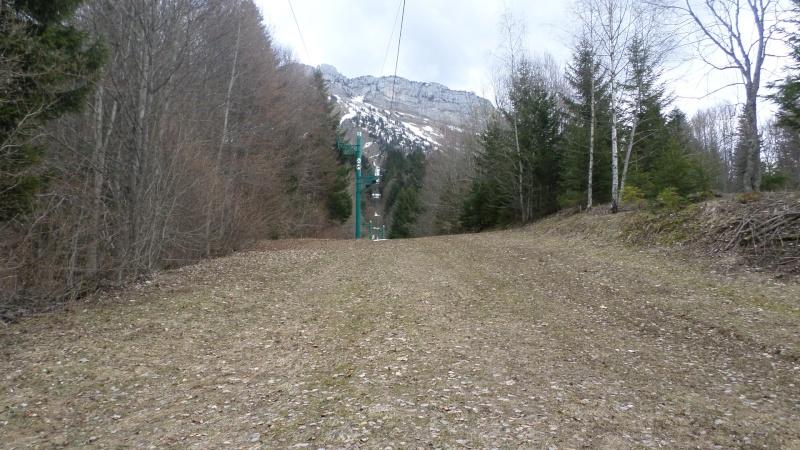 TKD des Chamois - La Féclaz - Plainpalais (Savoie Grand Revard) 04910