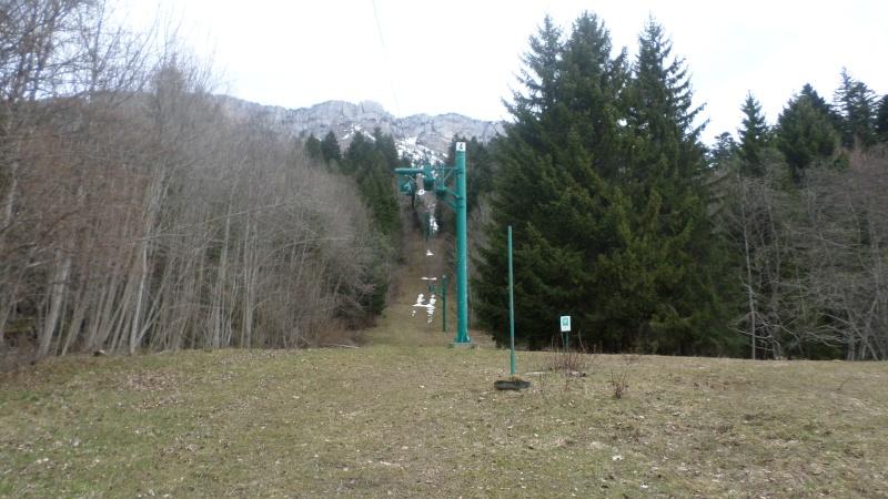 TKD des Chamois - La Féclaz - Plainpalais (Savoie Grand Revard) 05610
