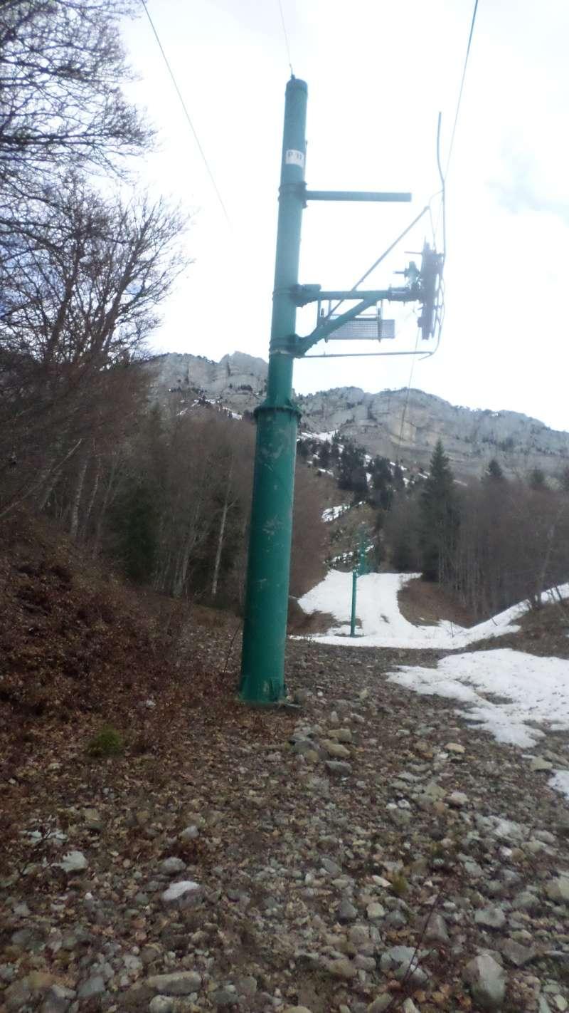 TKD des Chamois - La Féclaz - Plainpalais (Savoie Grand Revard) 07010