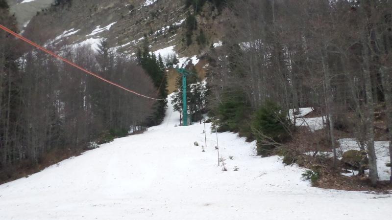 TKD des Chamois - La Féclaz - Plainpalais (Savoie Grand Revard) 07510