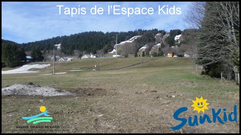 Tapis Espace Kids - La Féclaz (Savoie Grand Revard) Banniy11