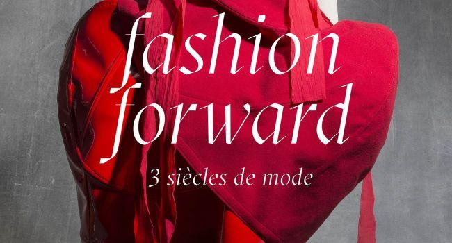 """""""Fashion Forward"""" aux Arts Décoratifs Rubon110"""