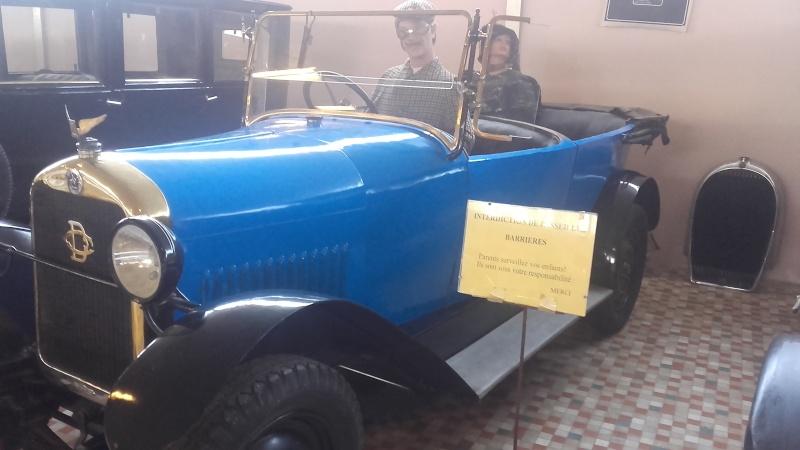 [MUSEE] Auto de Vendée 20160410